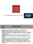 Introduction to Radar Systems - 2014