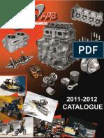 Catalogue 2011 2012 ATV Bike UTV