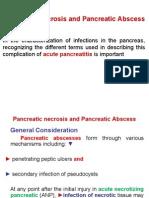 Pancreatic Abscess
