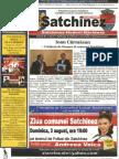 Jurnalul de  Satchinez Iulie 2014
