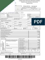 Pago de Impuestos 2013 KLU648