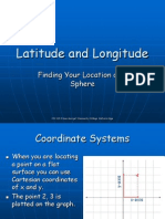 Latitude and Longitude1