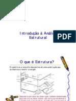 1.1.Introducao a Analise Estrutural