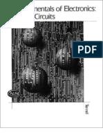 Fundamentals of Electronics - DC - AC Circuits