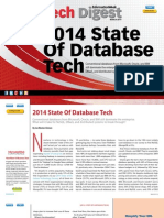 InformationWeek Survey of Database Tech 2014