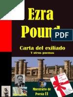 Ezra Pound. Poemas