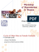 Physiology of reproduction in women II