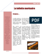 98210180 La Toilette Mortuaire Illustree