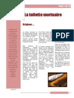98210180 La Toilette Mortuaire Illustree