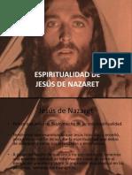 Espiritualidad de Jesus