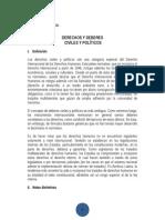 Lectura 01 Derechos y Deberes Civiles y Políticos