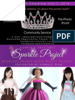 Sparkling Hearts Inner-Beauty Pageant