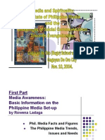 2004 - State of Phil Media and Soc Comm'n