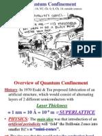 Quantum Confinement 1 - Overview