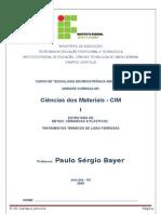 Apostila CIM I_Estruturas