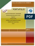 Modelo de Portafolio 23