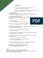 Ejemplos de SET Analysis