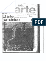 GALLEGO, Simoneta, El Arte Románico