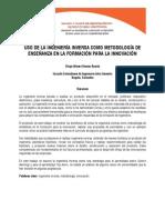 Aplicacion d Ela Metodologia de La Ing Inversa
