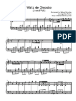 FFVII Piano Collection Sheet Music