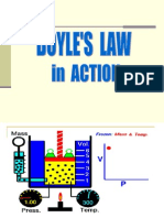 Boyles Law Power Point
