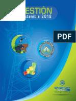 Informe de Gestión Sostenible EEB 2012 - Reporte Integrado