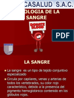 2.3.- Fisiologia de La Sangre