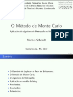 Monte Carlo Seminario