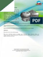 Extractor Extractores Atmosfericos IVEI