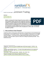 Contrarian FX Sentiment Trading