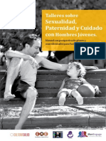 Manual Sexualidad Paternidad Hombres Jovenes CulturaSalud EME 2013