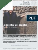 Società Gilaniche - La storia omessa