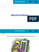 Treinamento de Riscos Elétricos