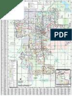 Guelph Transit Full System Map
