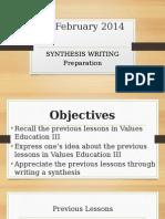 values 3