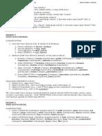 Parts of Speech Summary