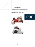 Manual Trident Klasik 200