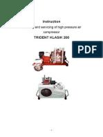 Manual Trident Klasik 200