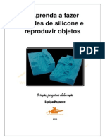 PDF - Curso de Moldes de Silicone - Atualizado