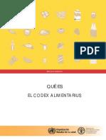 El Codex Alimentarius