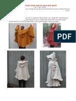 Ruffled Shawl-cape by Linda Kaye Smith