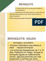 Clase 2.4.- Bronquitis - Lic. Liliana Ramos Valle