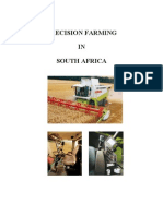 Precision Farming in South Africa