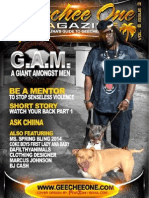 GeeChee One Magazine... featuring G.A.M.