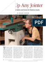6 -Tune Up Any Jointer