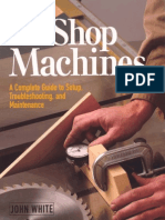 14 -Care & Repair of Shop Machines