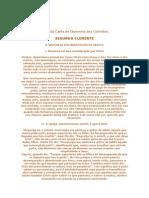 23 - Segunda Carta de Clemente Aos Corintios