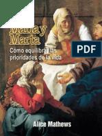 Maria y Marta