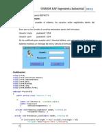 Especificaciones Del Proyecto BDFACTII