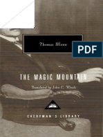 Mann, Thomas - Magic Mountain (Everymans Library, 2005)